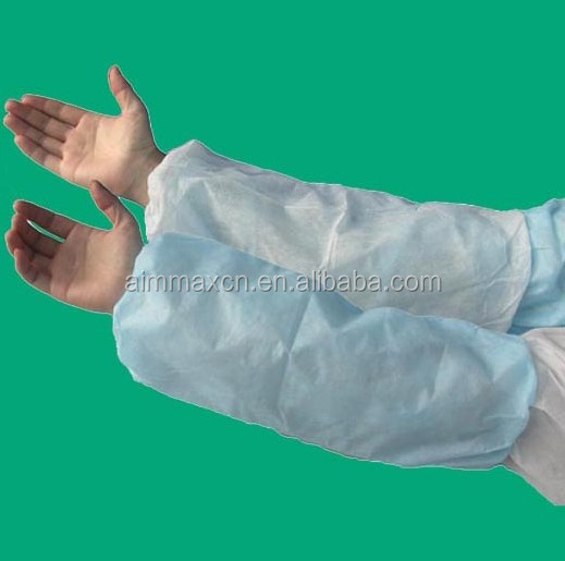 Disposable Non-Woven PP Sleeve Covers 20cm*40cm Health & Medical