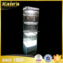 MDF jewelry display cabinet counter for jewellery shop design