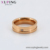 15978 xuping 18K gold-plated ring with stainless steel for women or man