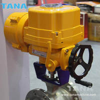 OHQ series Explosion-proof electric rotary actuator for ball butterfly valve
