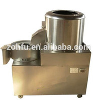 Electric automatic french fry cutter/ fresh potato chips cutting machine