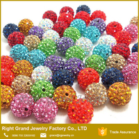 Professional Design Wholesale Beads Shamballa for Bracelets & Bangles making