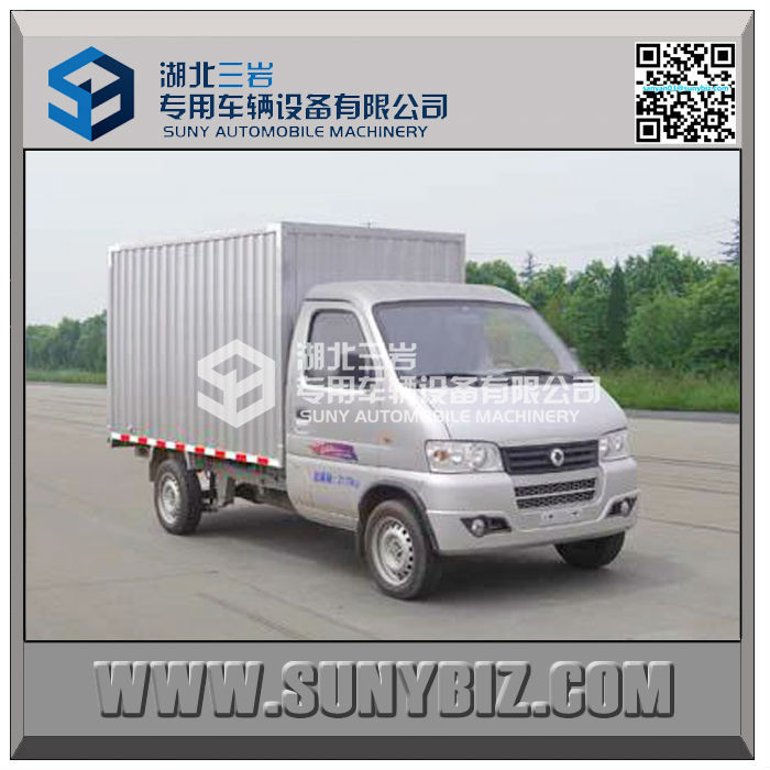 Load 1T,DFA1020 cheap mini van truck