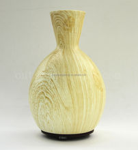 2017 new trendy Wholesaler Wood Grain Aroma Oil Diffuser Essential Oil ultrasonic humidifier
