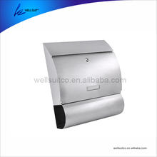 Wholesale Good Quality Metal Stainless Steel mailbox stand