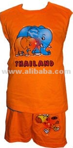 100% cotton Flashing LED T-shirt for kids