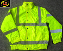 Construction Winter Reflective Hi Vis Jacket <strong>Safety</strong>