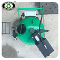 wheel bead blasting machine