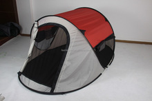 cheap spring steel wire pop up tent