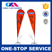 Best Quality Low Price New Pattern Pop Up Wind Outdoor Flag