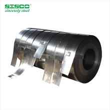 Cold rolled hot dipped Galvanized Packing Steel Strip