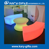 LED home & garden furniture outdoor glowing lighting tables