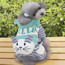 3 colors choice dog apparel Hello cat bags designer dog dresses in pet clothes