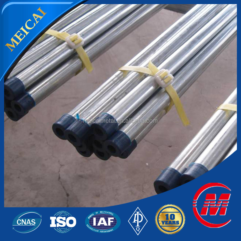 pre galvanized steel pipe distributor for greenhouse