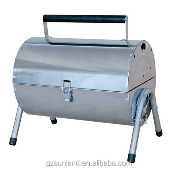 small size large cooking area stainless steel charcoal bbq grill buy stainless steel portabke charcoal bbq steel charcoal bbq grill - Small Gas Grills