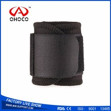 with sticking strap wrist support,for relieve muscle aches weight lifting wrist brace