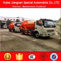 2017 Brand New Dongfeng / JMC / Foton 5-20CBM Vacuum Sewage Suction Truck