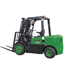 Wonderful price high performance ALFA series ISUZU C240 engine 3 ton diesel forklift truck for sale