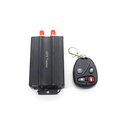 Anti theft GPS Tracker renting remotely management and GSM Antenna vehicle GPS tracker remotely control car door