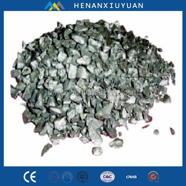 msds Ferro Silicocalcium / Ferro Silicon Calcium alloy China Supplier