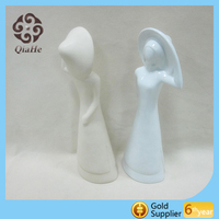 Ceramic Person Craft