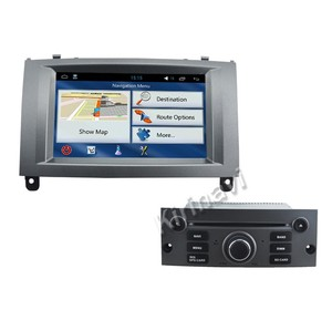 Kirinavi WC-PT7407 Android 5.1.1 for peugeot 407 2004-2010 car radio gps navigation system android multimedia with playstore