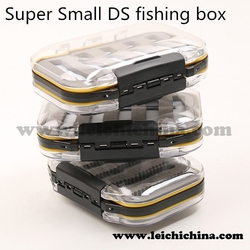 In stock double size DS waterproof fly fishing box