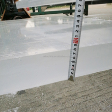 Casting plastic modling type customized acrylic sheet project