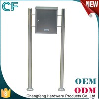Superior Quality Apartment Buildings Free Standing Cheap Letter Boxes