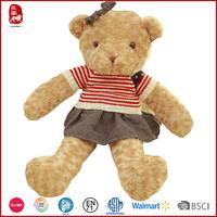 Supplier big teddy bear 200cm wholesale couple dress