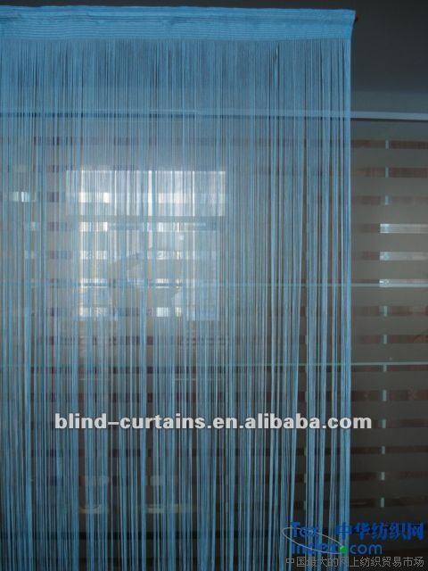 new design Linen cafe curtain