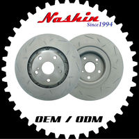 Nashin Taiwan racing car for Honda Accord K9 brake disc