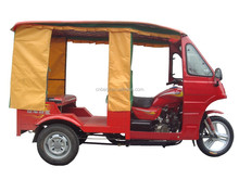 Water Cooled 200cc 5 Seats 3 Wheeler With Discount Passenger Tricycle sale In Chile