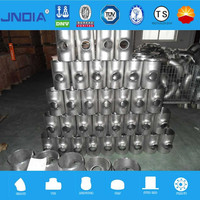 JNDIA high quality stainless steel,super duplex steel pipe fittings