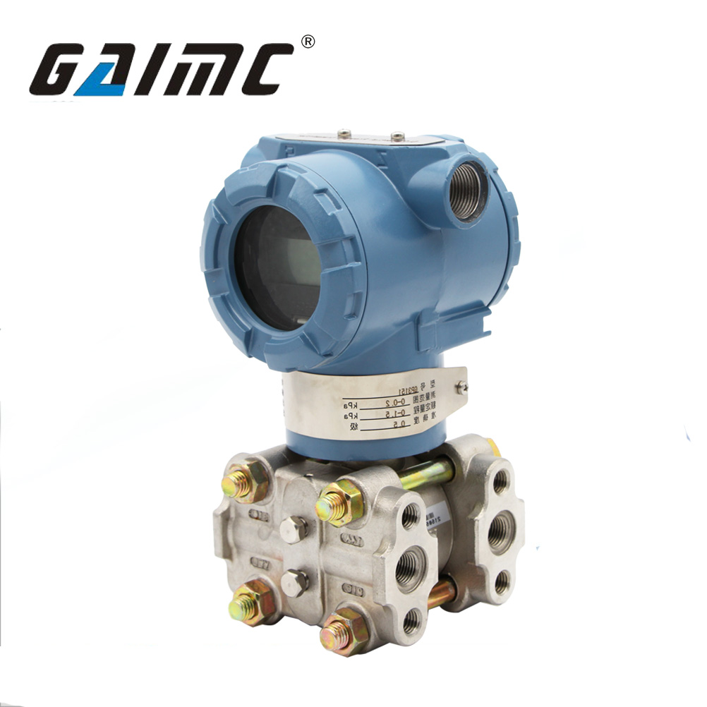 G3151DP 4-20mA smart differential pressure transmitter price