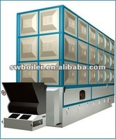 biomass thermal oil boiler coal fired travelling grate thermal fluid heaters