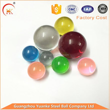 China manufacturer customize clear acrylic bubble ball/sphere