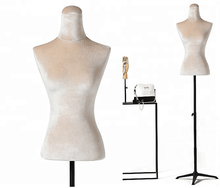 Factory hot sell female standing mannequin for wedding dress