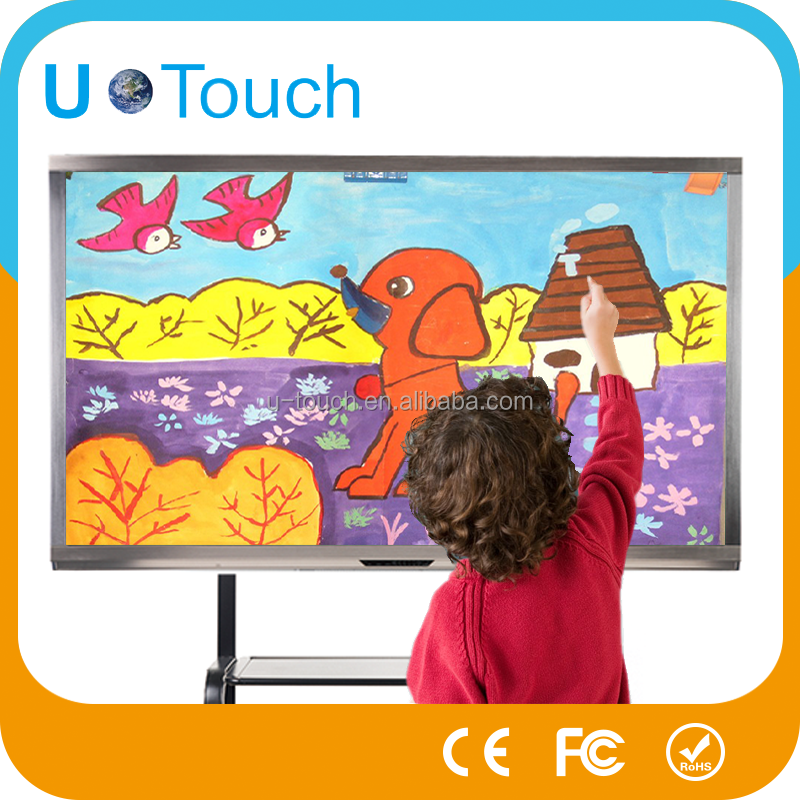 Cheap china computers 70 inch multitouch monitor computer