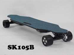 best chinese 36v battery sport electric powered green power electric skateboard for sale