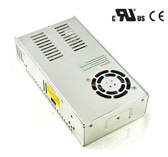 Meanwell CE RoHS UL100W waterproof constant current led driver/led power supply/transformers with 300mA
