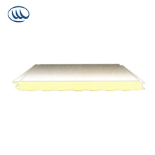 Cheap price roof wall European Standard 30mm pu sandwich panel made in China