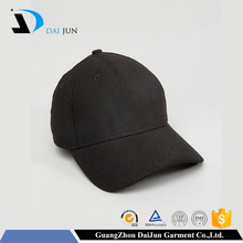 2016 china factory Daijun oem 100% Polyester black colour fixed back custom new design high quality narda bell cap