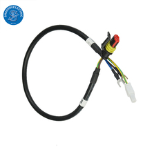 Pigtail connector cable wire harness