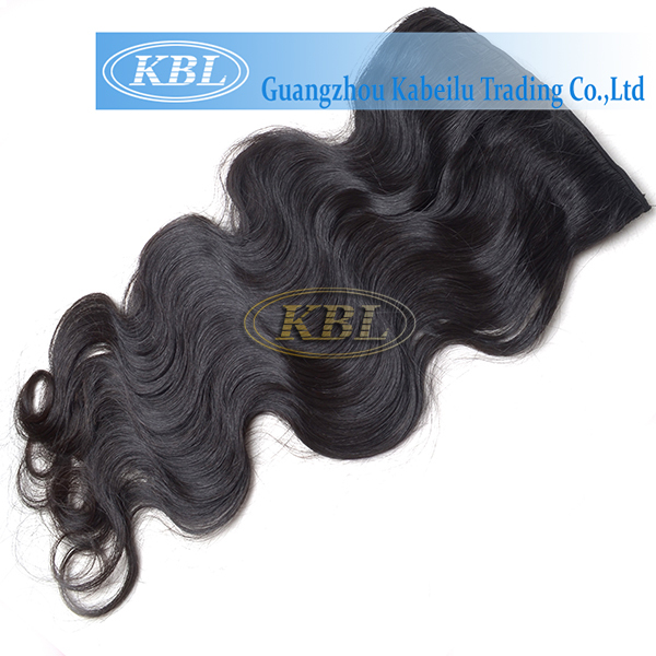 low price No tangling clip in hair extensions for children,ombre hair extension clip in