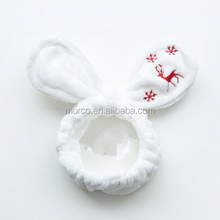 cute facial heandband bow hair band