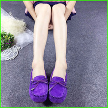Main products cow leather Australian sheepskin moccasin shoes
