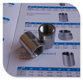 "Heavy type 1/2"" SUS304 female socket with NPT thread"