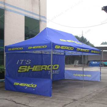 China manufacturer aluminum 3x3 folding canopy tent