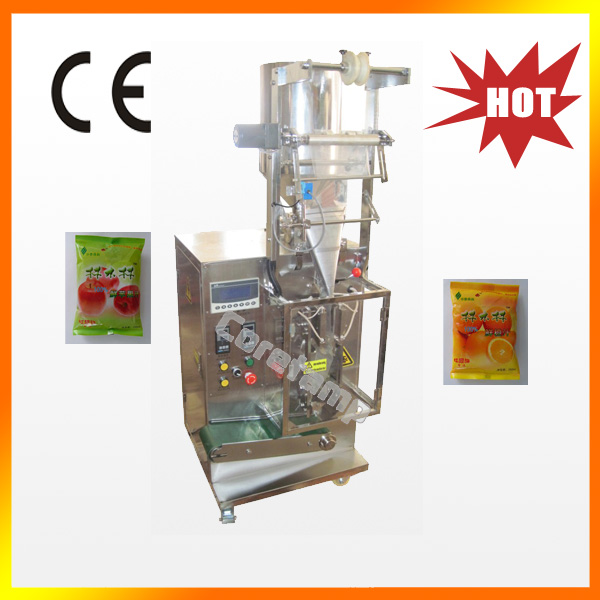 Automatic Sample Pack Liquid Packing Machine